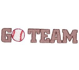 Go Team Baseball