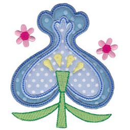 Spring Splendour Applique 19