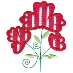 Spring Splendour Applique 5