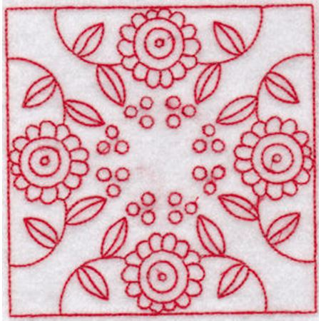 Spring Time Quilt Blocks 6