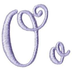Starstruck Alphabet O