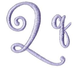 Starstruck Alphabet Q