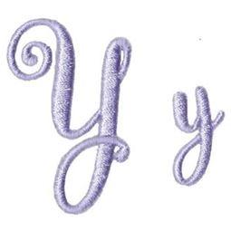 Starstruck Alphabet Y