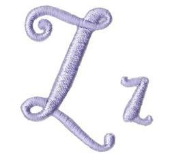 Starstruck Alphabet Z