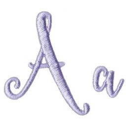 Starstruck Alphabet A