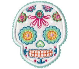Sugar Skulls Applique 2