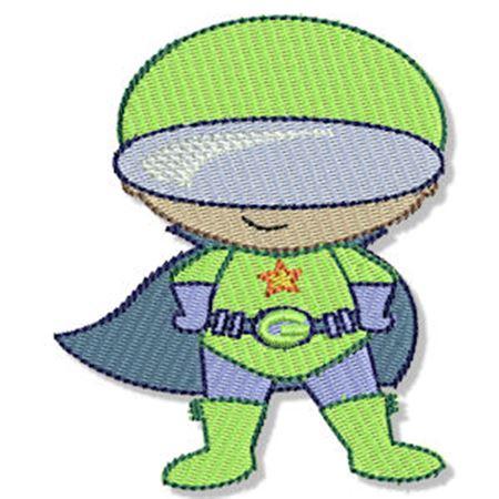 Superheros 5