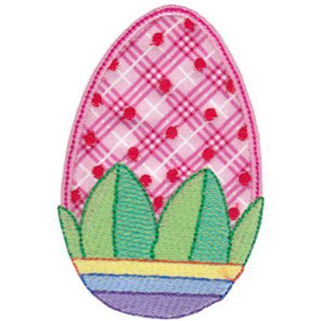 Sweet Eggs Applique 10
