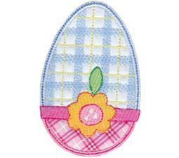 Sweet Eggs Applique 12