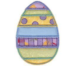 Sweet Eggs Applique 15