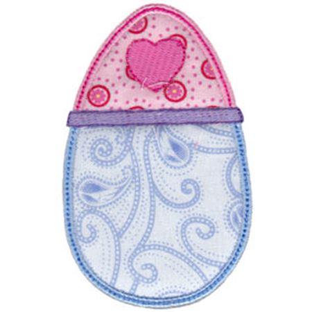 Sweet Eggs Applique 2