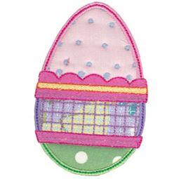Sweet Eggs Applique 8