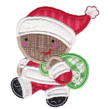 Sweet Ginger Applique 6