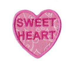 Sweethearts Applique 19