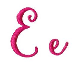 Sweet Peony Font E
