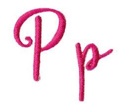 Sweet Peony Font P