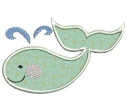 Sweet Sea Applique 9