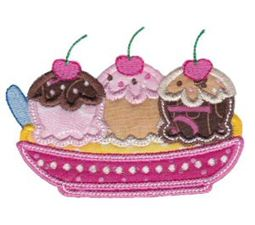 Sweet Thing Applique 10