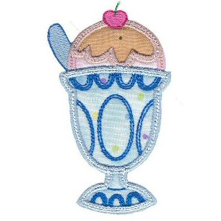 Sweet Thing Applique 16