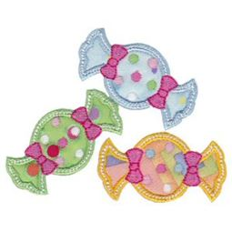 Sweet Thing Applique 21