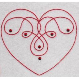 Swirled Hearts 4