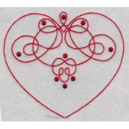 Swirled Hearts 9