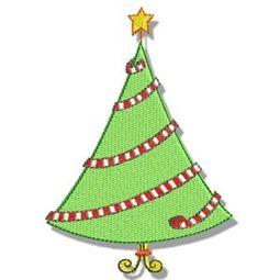 Swirly Christmas 5