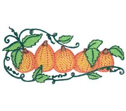 Swirly Pumpkin 10