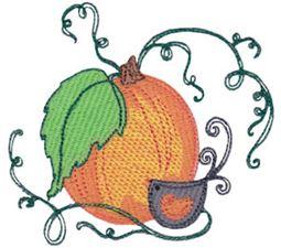 Swirly Pumpkin 3