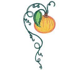 Swirly Pumpkin 4