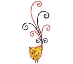 Swirly Pumpkin 5