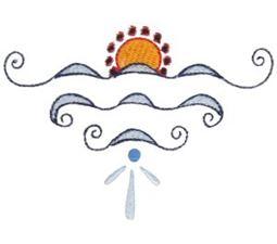 Swirly Seaside 5