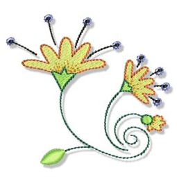 Swirly Spring 1
