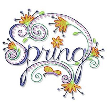 Swirly Spring 19