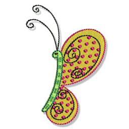 Swirly Spring 8