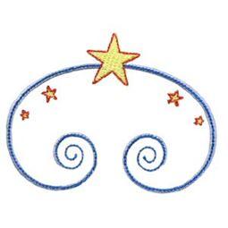 Swirly Stars 3
