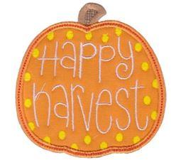 Happy Harvest