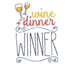 Wine And Dinner WInner