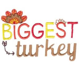 Biggest Turkey