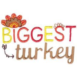Biggest Turkey