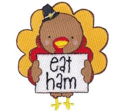 Eat Ham Turkey