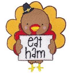 Eat Ham Turkey