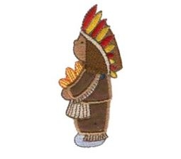 Thanksgiving Whimsy Applique 2