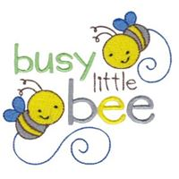 Busy Little Bee