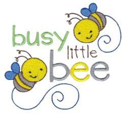 Busy Little Bee