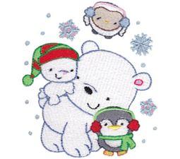 Polar Bear And Friends