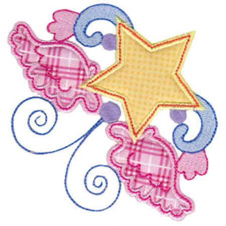 Tweens Applique 4