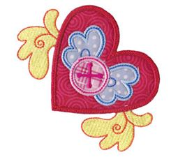 Tweens Applique 8
