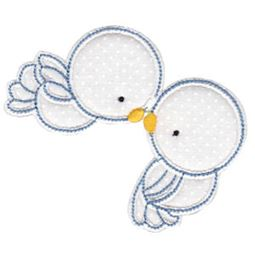 Tweet Thing Applique 12