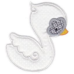Tweet Thing Applique 14